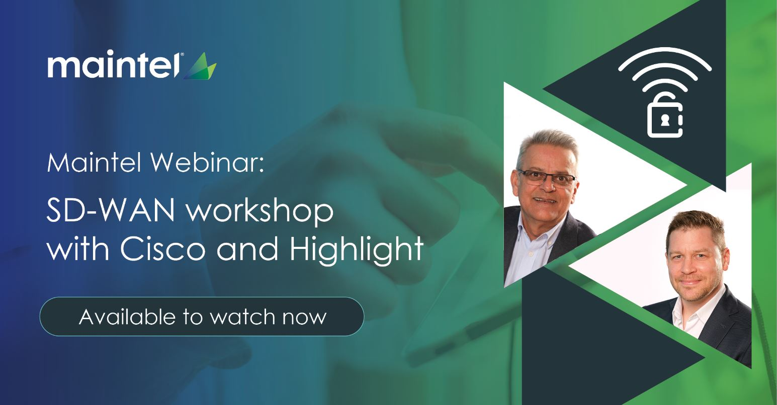 SD-WAN workshop with Cisco and Highlight